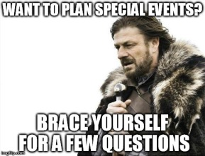 To plan or not to plan...that is the question