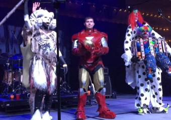 Brews & Boos Costume Contest Finalists