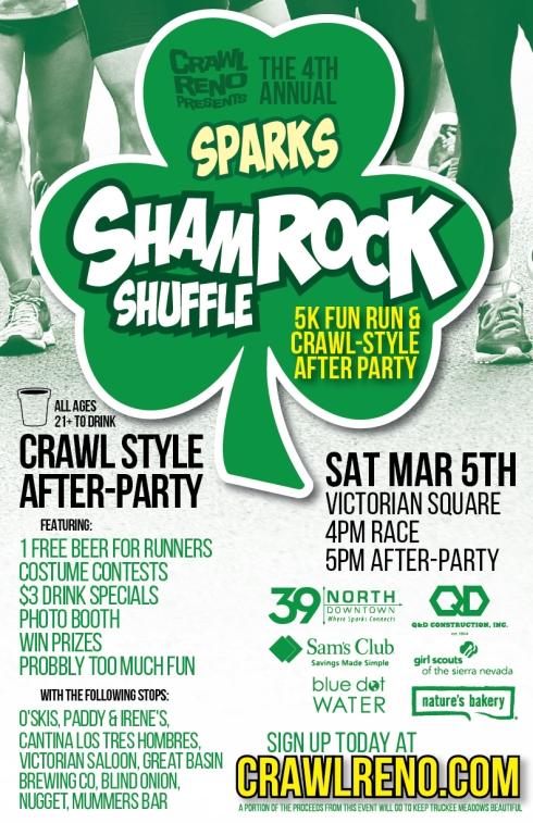 3-3-16 Shamrock Shuffle